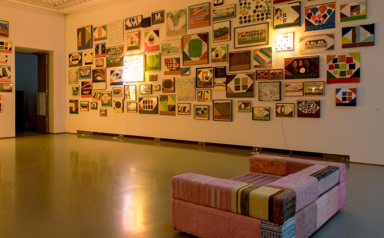 Academy of Tal R, Museum Boijmans van Beuningen, Rotterdam, Holland