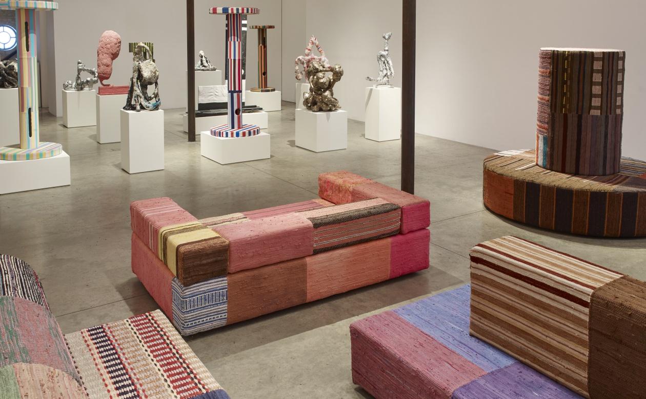 Chimney School of Sculpture, Victoria Miro, London, UK