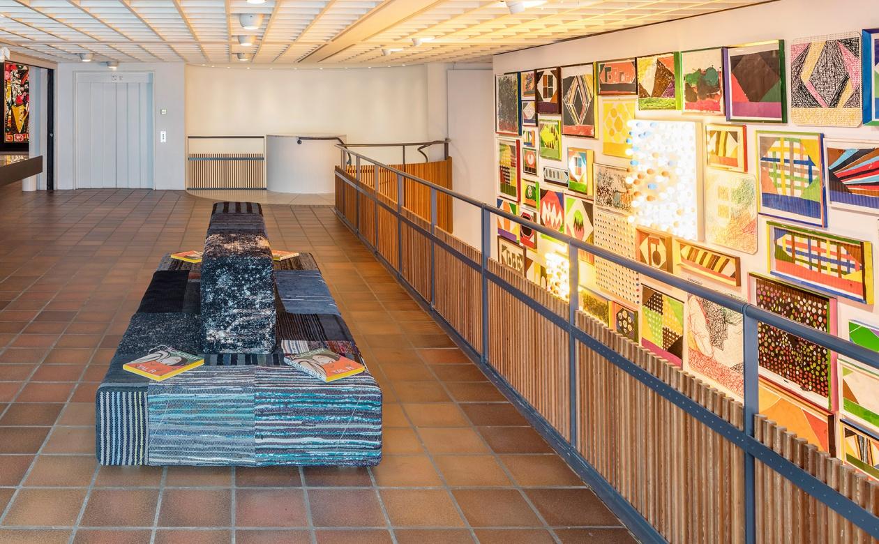 Academy of Tal R, Louisiana Museum of Modern Art, Humlebæk, Denmark