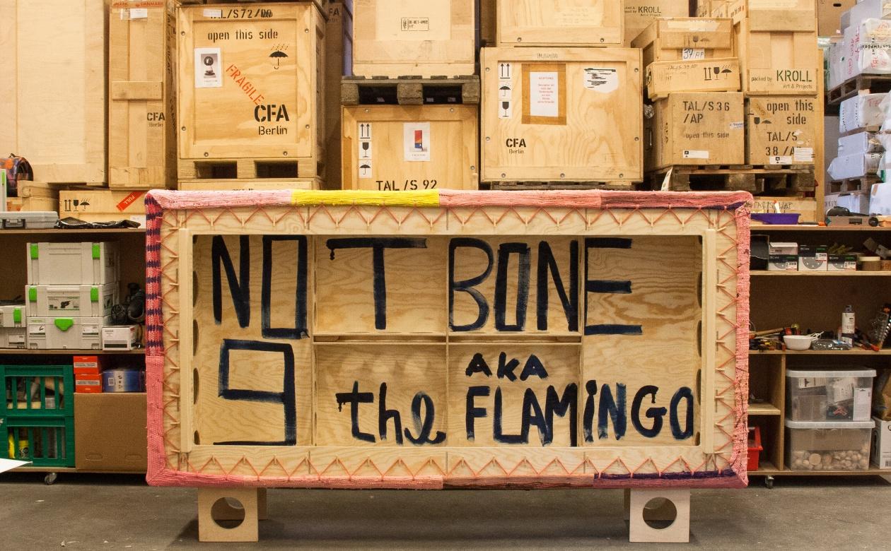 T Bone aka The Flamingo
