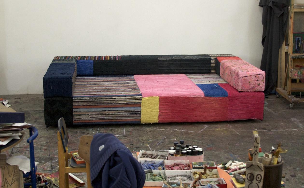 Opium Bed